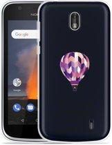 Nokia 1 Hoesje Luchtballon