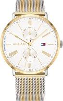 Tommy Hilfiger TH1782074 Horloge - Staal - Zilverkleurig - Ø 38 mm