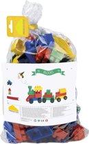 Paradiso Toys Bouwblokken 50-delig