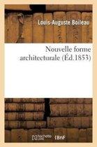 Nouvelle Forme Architecturale