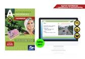Motor theorieboek & online motor theoriecursus & 5 uur online examentraining
