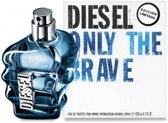DIESEL DIESEL ONLY THE BRAVE - 200ML - Eau de toilette