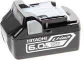 Hitachi BSL1860 ACCU 18V 6.0AH LI-ION (Prijs per stuk)
