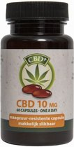 Jacob Hooy CBD plus 60 capsules