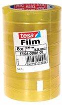 Tesa plakband standaard formaat 19 mm x 66 m