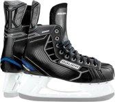 Bauer Ijshockeyschaatsen Nexus N5000 Unisex Zwart Maat 40,5