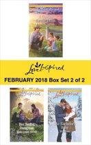Harlequin Love Inspired February 2018 - Box Set 2 of 2