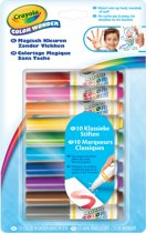 Crayola Color Wonder 10 mini viltstiften