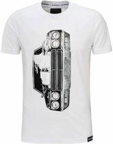 T-shirt Chevrolet White