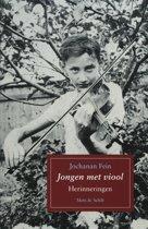 Jongen met viool