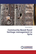 Community-Based Rural Heritage Management in Syria
