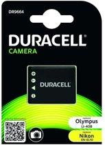 Duracell accu voor - NIKON EN-EL10, OLYMPUS LI-40B