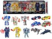 Transformers Turbo Changer 6 pack speelset - Hasbro