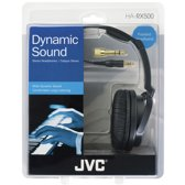 JVC HA-RX500 - On-ear Koptelefoon - Zilver