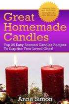 Great Homemade Candles