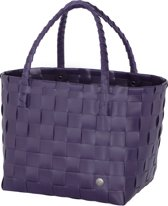 Handed By Paris - Shopper - Aubergine