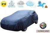 Autohoes Blauw Kunstof Alfa Romeo 156 2003-2007
