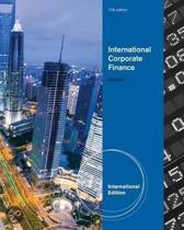 International Corporate Finance, International Edition