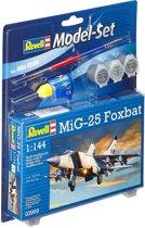 Model Set MiG-25 Foxbat