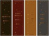 Boekenleggerset Bronze Book Quotes