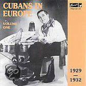 Cubans In Europe In 1929-1932