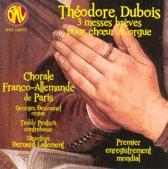 3 Messes Breves Pour Choeur & Orgue