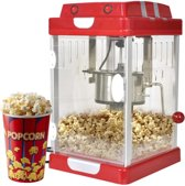 vidaXL - Popcornmachine 50177