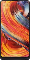Let op type!! 50 stuks voor Xiaomi Mi MIX 2 0 26 mm 9H oppervlaktehardheid 2.5D gebogen rand gehard glas Screen Protector
