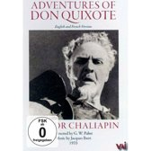 Chaliapin - Adventures Of Don Quichote (import) (dvd)