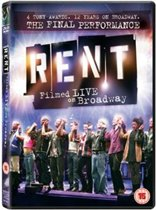 Rent: The Final Performance - Filmed Live On Broadway