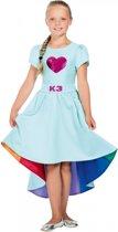 K3 jurkje Verkleedjurk K3 Love Cruise 3-5 jaar