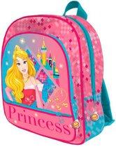 Disney Princess rugzak 42 cm  -Stevige grote tas met 3 vakken.
