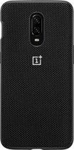 OnePlus 6T Nylon Bumper Case Black