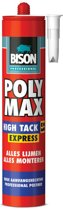 Bison Poly Max® High Tack Express, wit 435g 6307554