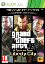Grand Theft Auto IV Complete Edition (BBFC) /X360