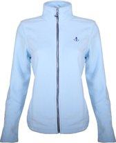 Bjornson Jenna - Fleece Vest - Dames - Maat 38 (M) - Lichtblauw