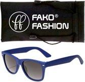 Fako Fashion® - Kinder Zonnebril - Duo - Zalmroze/Geel