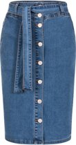 Miss Etam Studio Rok Medium Denim