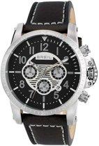 Breil TW1505 horloge heren - zwart - edelstaal