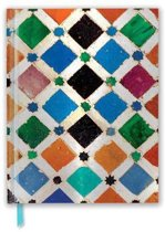 Alhambra Tile (Blank Sketch Book)