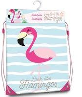 Flamingo - Gymbag - 40 x 32 cm - Multi