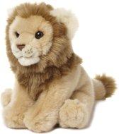 WWF Leeuw, floppy - Knuffel - 15 cm