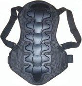 Snowwise rug beschermer | back protector voor skiën en snowboarden | maat L/XL | model 2019/2020