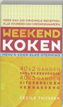 Weekend Koken