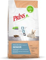 Prins Procare Senior Support Mini - Hondenvoer - 3 kg