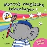 Marco's magische tekeningen flapboek