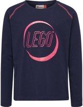 Lego wear Legowear meisjes tshirt LWTIPPI 611 - 128