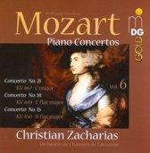 Piano Concertos Vol. 6: Kv 499 / 450 / 467