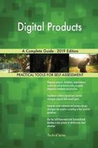 Digital Products A Complete Guide - 2019 Edition