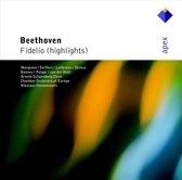 Beethoven: Fidelio - Highlights / Harnoncourt, Margiono, Seiffert et al